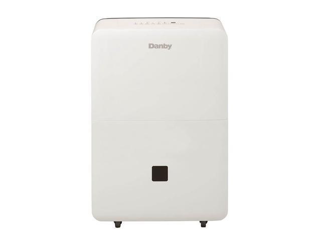 Recertified - Danby RBDDR050BJPW 50 Pint DoE Dehumidifier with Pump photo