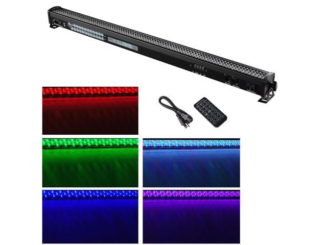 30W LED Wall Washer Light Bar w/ Remote DMX RGB Color Changing Party Club Stage photo