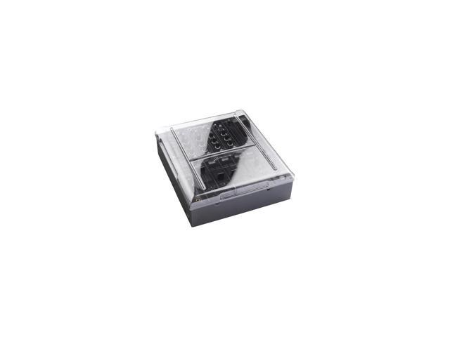 Decksaver Cover for DJM-500, 600, 700, 750, 800 or 850-S Mixers, Smoked/Clear photo