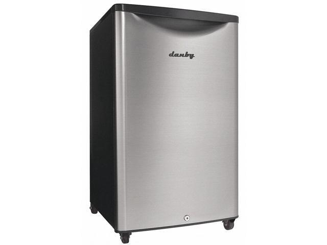 Danby Refrigerator Stainless Steel DAR044A6BSLDBO photo