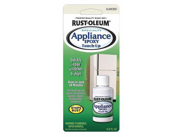 RUST-OLEUM 203001 Appliance Touch Up Paint, Almond,0.6 oz. photo