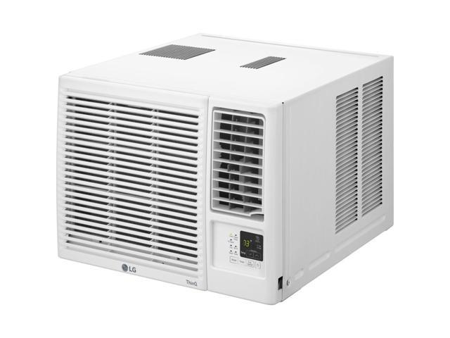 LG Electronics 18,000 BTU Heat and Cool Window Air Conditioner with Wifi Controls, LW1821HRSM photo
