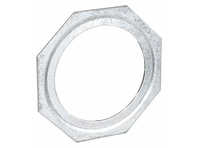 Raco Reducing Washer Silver Steel 1384 photo