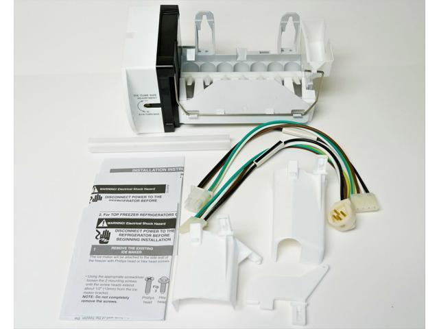 IM10093 for WR30X10093 GE Icemaker Refrigerator Ice Maker PS1993870 AP4345120 photo