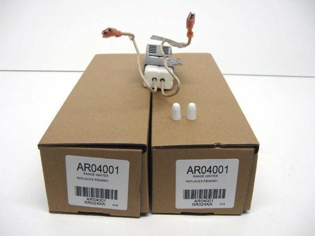 VI4 2 PAK Gas Oven Range Ignitor for PB040001 Viking photo