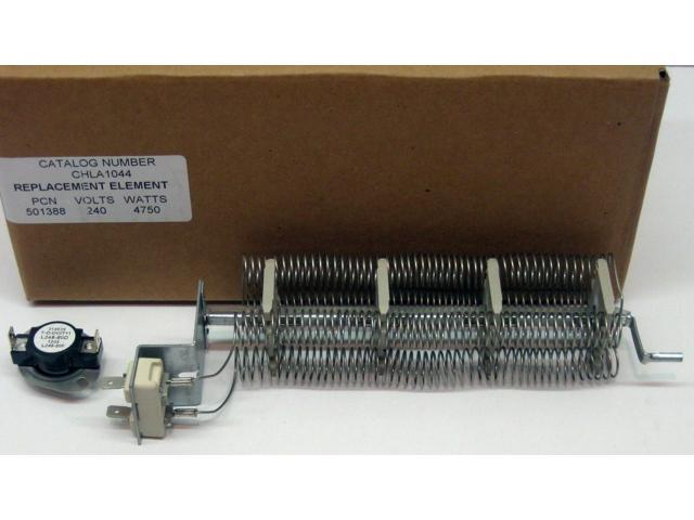 LA-1044 Dryer Heater Heng Element for Whirlpool Maytag Magic Chef photo