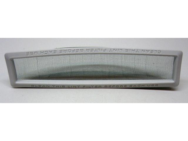 WE18X26 for GE Dryer Lint Catcher Screen Filter Hotpoint PS266250 AP2043582 photo