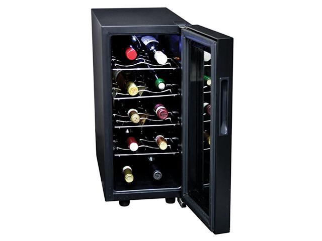 Urban Series 10 Bottle Wine Cooler, Thermoelectric Wine Fridge, 1 cu. ft. Freestanding Wine Cellar for Small Kitchen, Apartment, Condo, Cottage, RV photo
