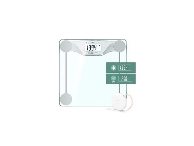 Digital Body Weight Bathroom Scale BMI, Accurate Weight Measurements Scale, Large Backlight Display and Step-On Technology,400 Pounds (Health & Beauty Health Care Biometric Monitors Body Weight Scales) photo