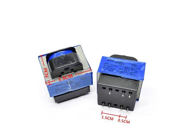 Transformer 220V To 11V/7V Transformer for Galanz Microwave Oven Motherboard Repair Parts photo