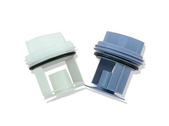 Washer Drainage Pump Drain Outlet Seal Cover Plug for Siemens Bosch WM1095/1065 WD7205 Washing Machine Parts New photo