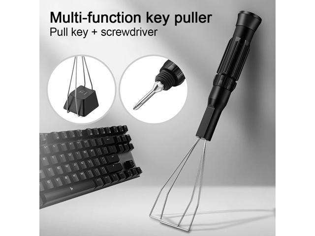 Keyboard Puller Multifunctional Keycap Remover Tool 1.5/2.5 Cross Head Screwdriver for Keyboard Small Appliances photo