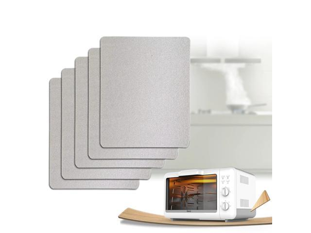 5pcs Microwave Oven Repairing Part 150 x 120mm Mica Plates Sheets for Galanz Midea Panasonic LG etc. Microwave photo