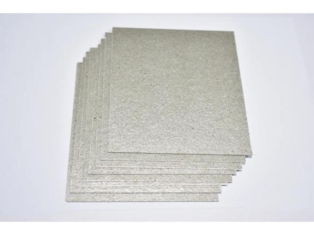 10pcs/lot 12*14cm mica plates replace for Galanz Midea Panasonic LG etc microwave ovens sheets replacements photo