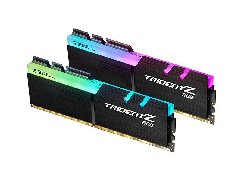 G SKILL TridentZ RGB Series 16GB (2 x 8GB) 288-Pin DDR4