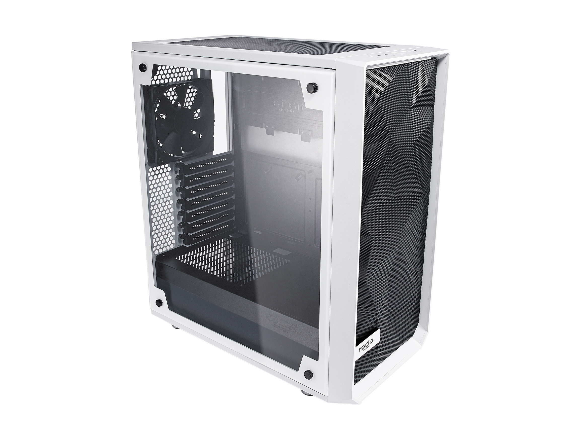 Fractal Design Meshify C Tempered Glass ATX Mid Tower Computer Case