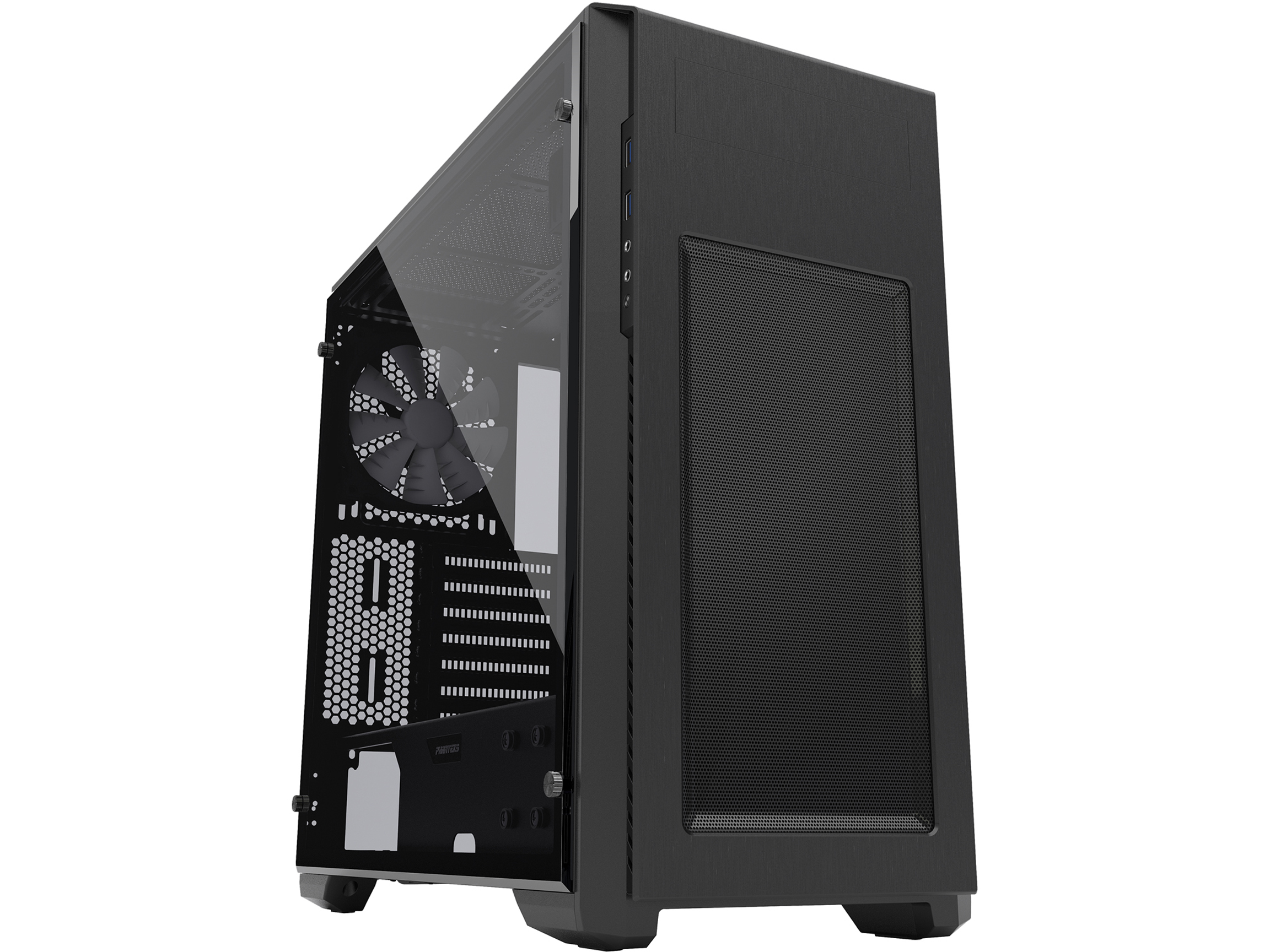 Phanteks Enthoo Pro M Series Tempered Glass  ATX Mid Tower Computer Case