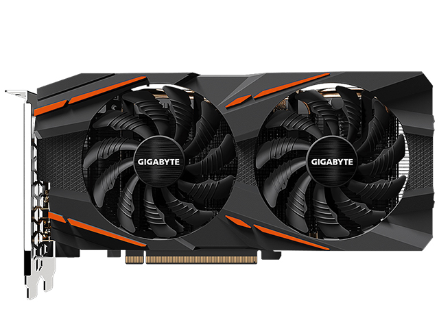 GIGABYTE Radeon RX 580 GAMING 8G V2 Graphics Card
