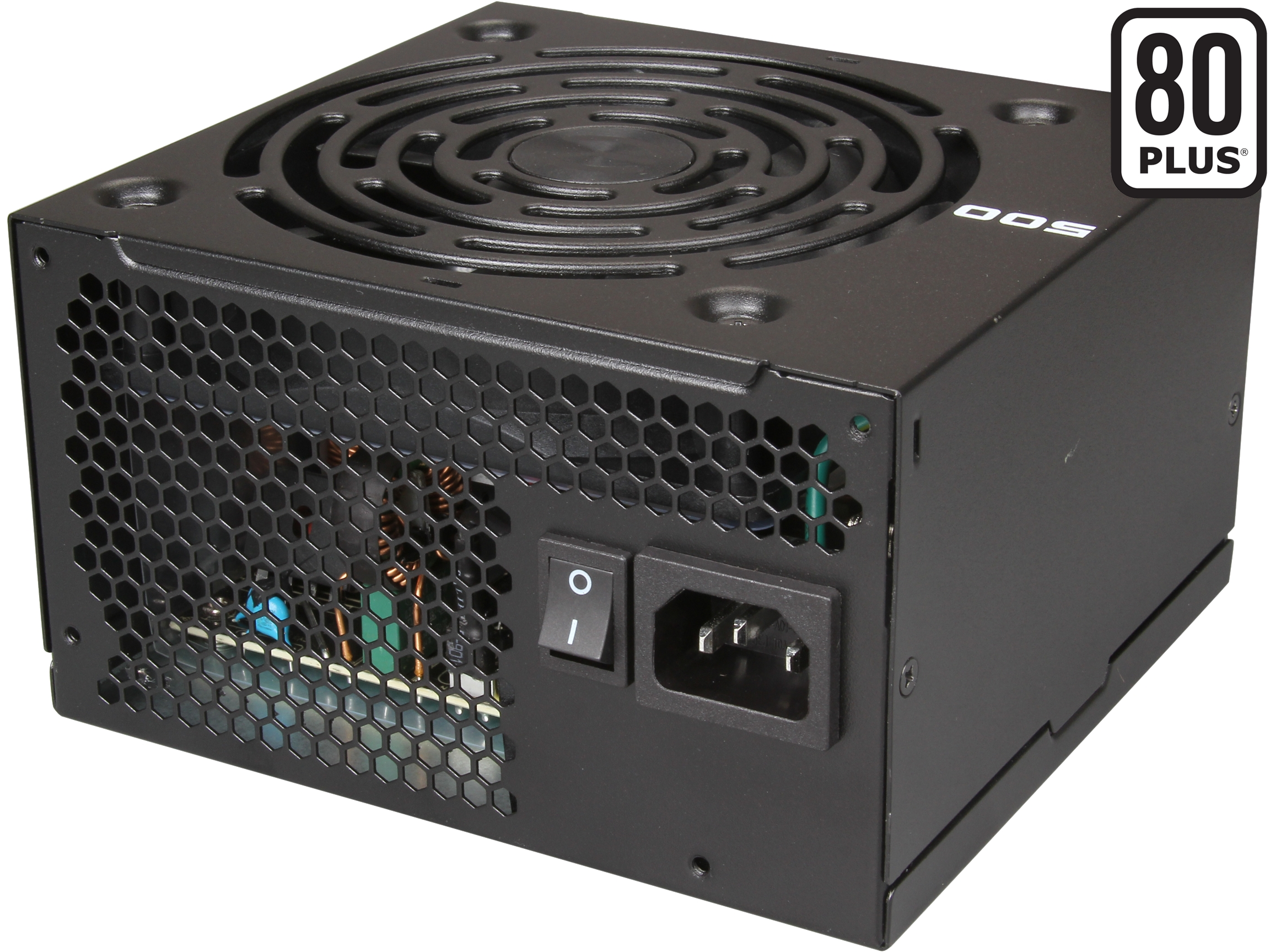 EVGA 500W Power Supply,100-W1-0500-KR