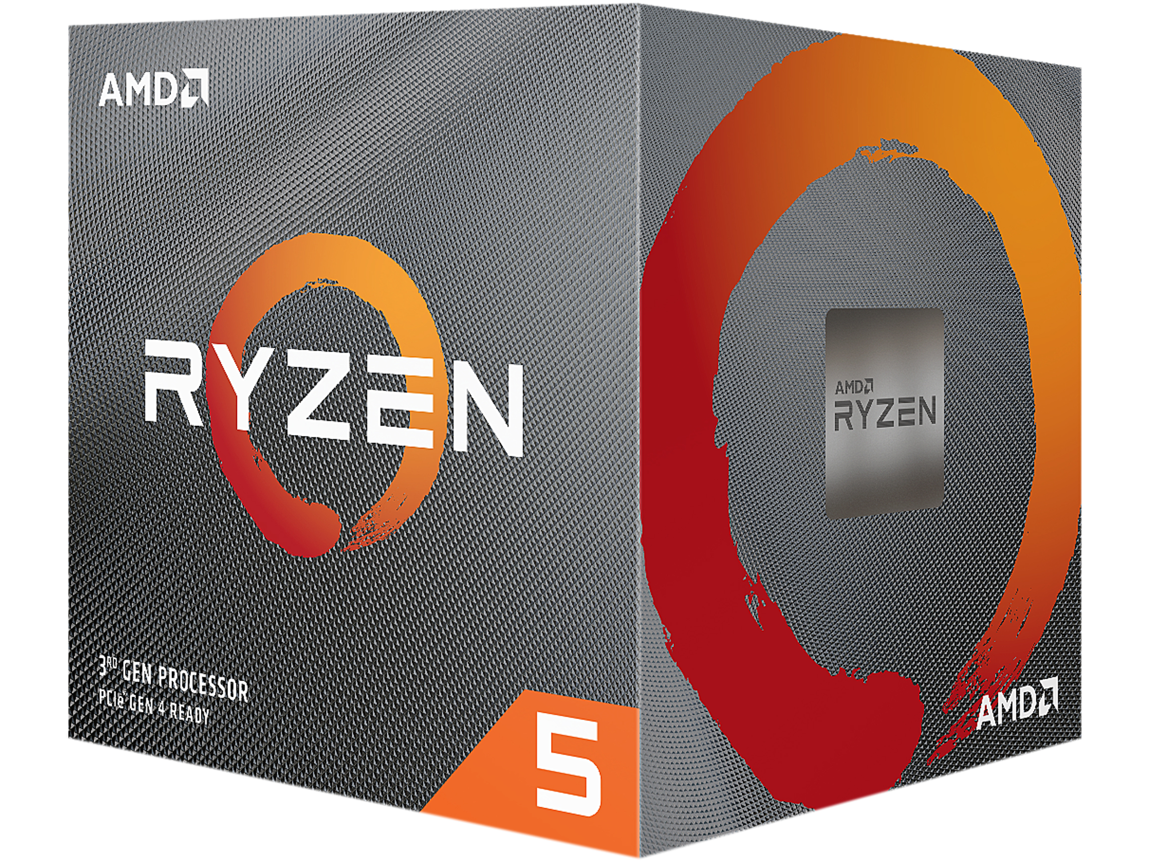 AMD Ryzen 5 2600 6-Core 3.4GHz Socket AM4 Desktop Processor