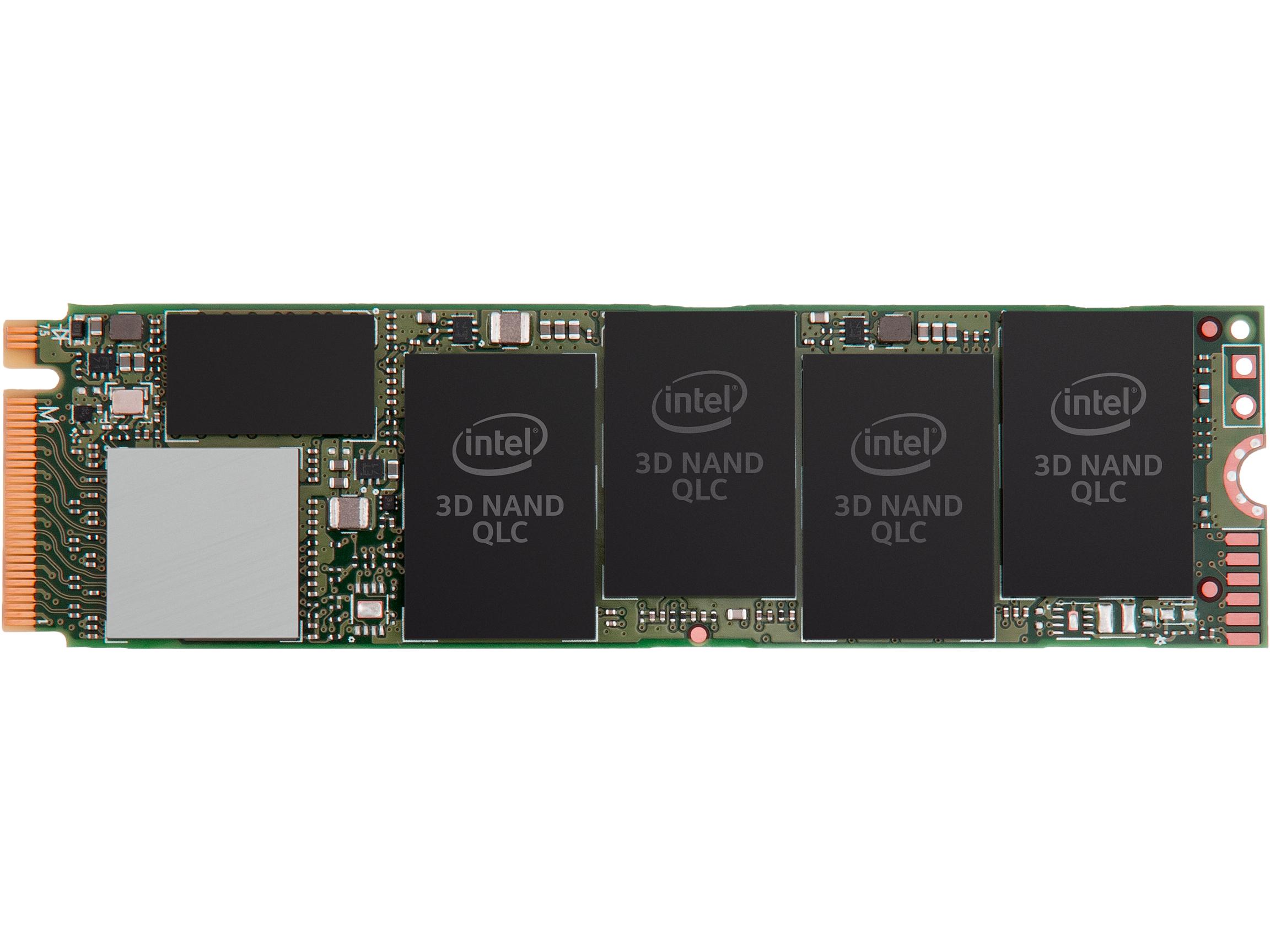 Intel 665p Series M.2 2280 1TB PCIe NVMe 3.0 x4 3D3 Internal Solid State Drive (SSD) SSDPEKNW010T9X1