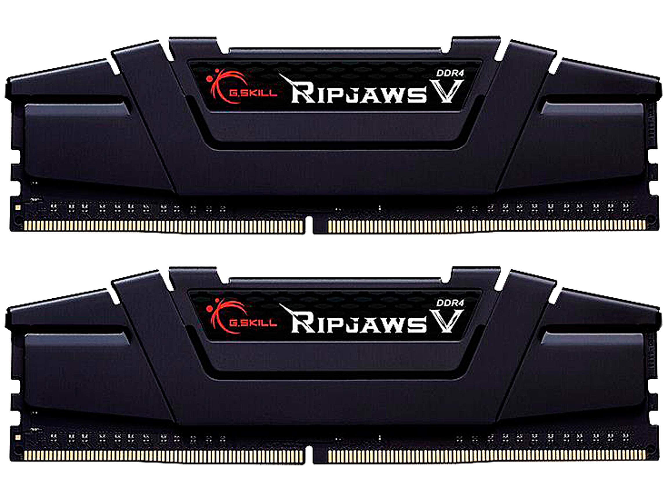 G.SKILL Ripjaws V Series 16GB (2 x 8GB) 288-Pin DDR4 SDRAM 3600 DDR4 F4-3600C16D-16GVKC