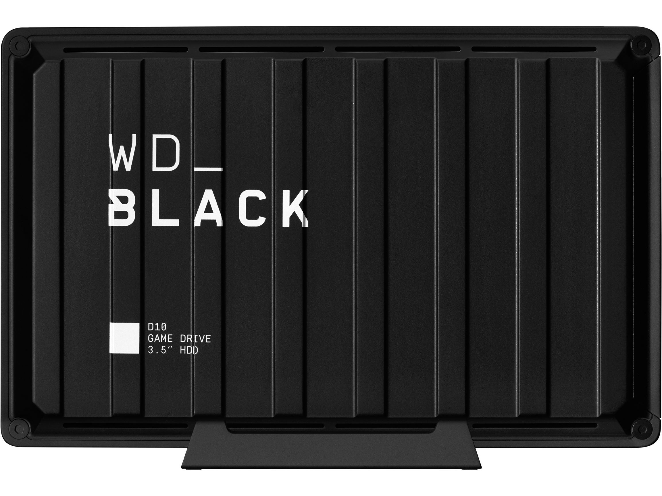 WD Black 8TB D10 Game Drive Portable External Hard Drive for PS4 Xbox One PC Mac USB 3.2 WDBA3P0080HBK-NESN