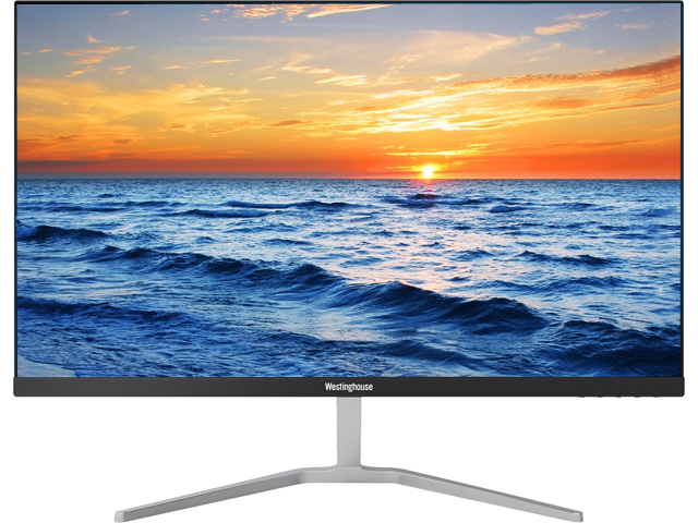 "Westinghouse 27"" Full HD IPS Monitor w/ Anti-Glare, Low Blue Light Filter, Tilt Adjustable and VESA Mount Compatible"