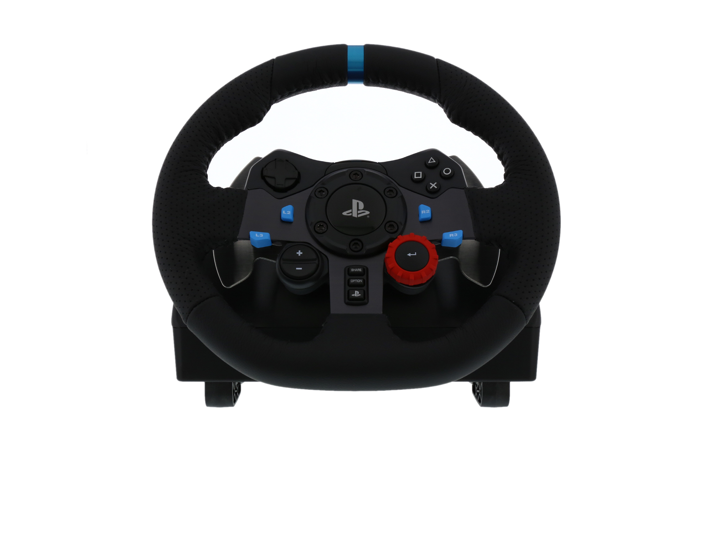 Logitech G29 Driving Force Racing Wheel for PS4, PS3, & PC 941-000110