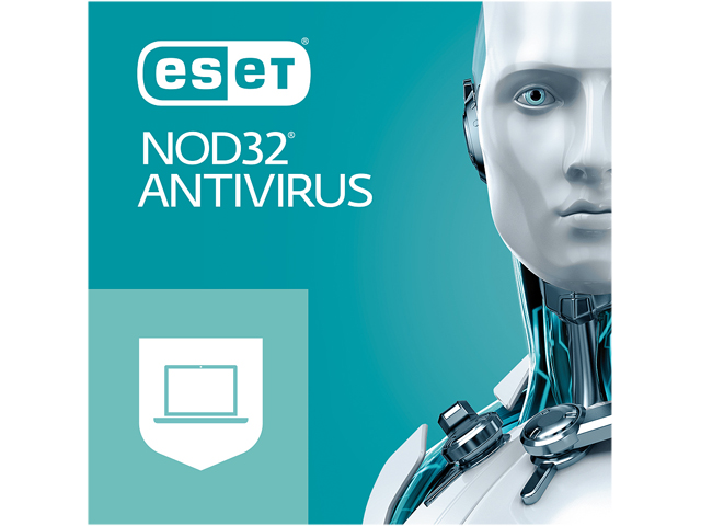 ESET NOD32 Antivirus, 5 PCs - Download