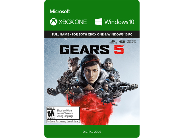 Gears 5 Xbox One / Windows 10 (Digital Code)