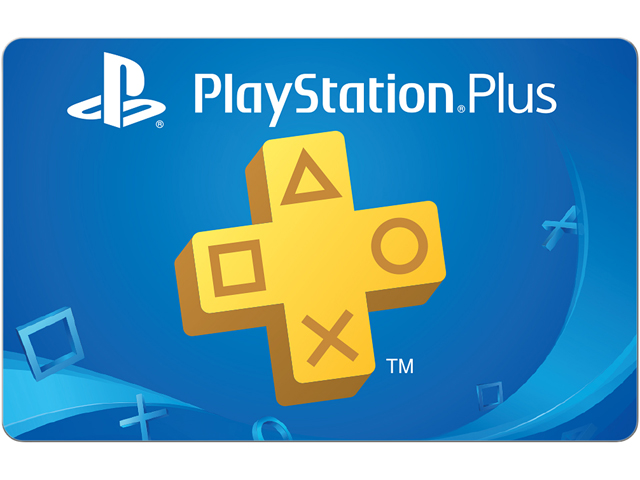 PlayStation Plus 1 Year Membership (Email Delivery)