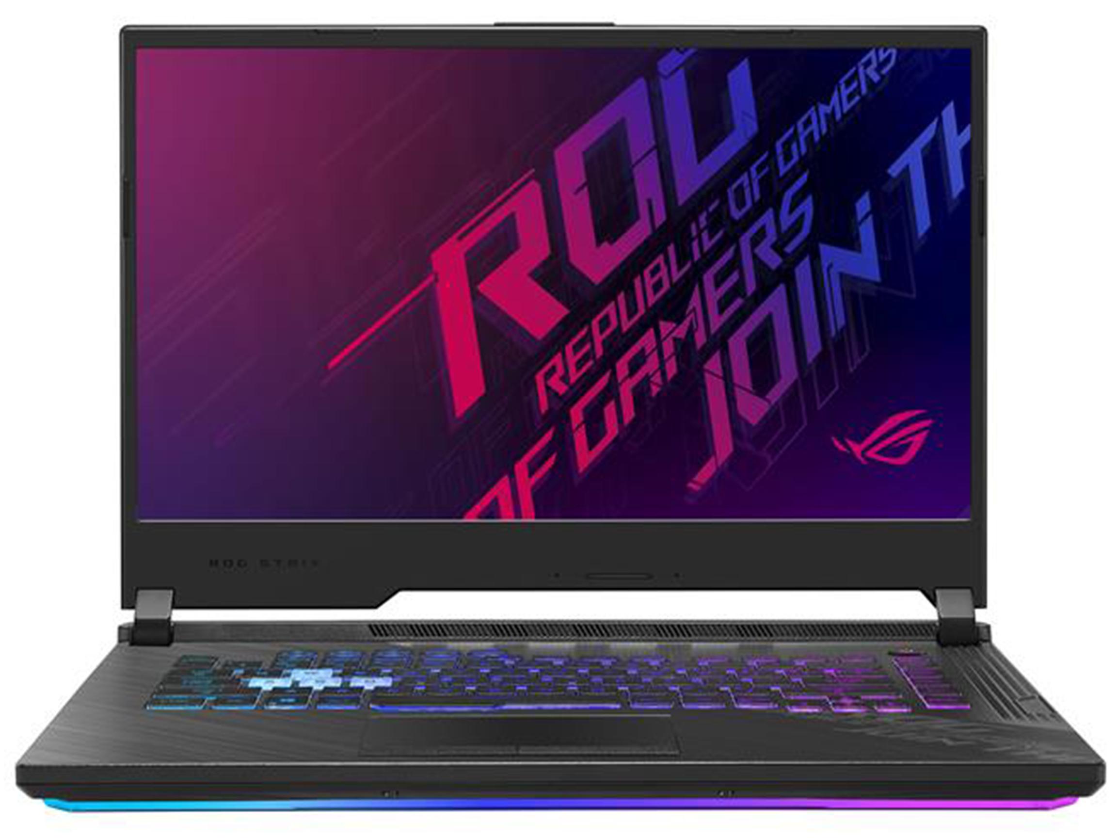ASUS ROG Strix 15.6 144Hz Intel Core i7-10750H NVIDIA GeForce GTX 1660 Ti 16GB Memory 1TB PCIe SSD Win 10 Home Gaming Laptop, G512LU-DS71-CA