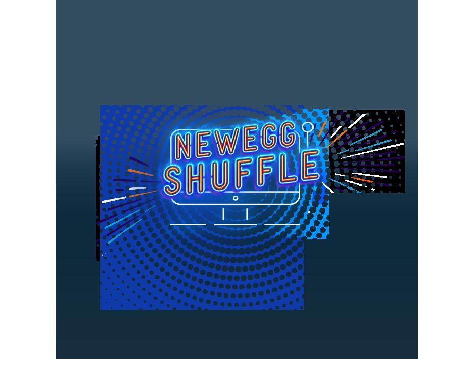 Newegg Shuffle