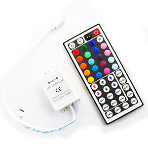 Control multiple led strips with one remote