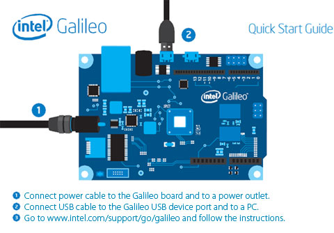 Intel® Galileo board