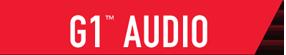 G1 audio