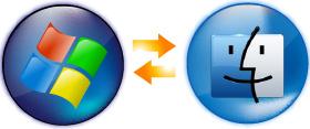Sharing files between Windows to Mac