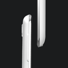 Thinner and lighter design