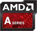AMD A-Series Badge