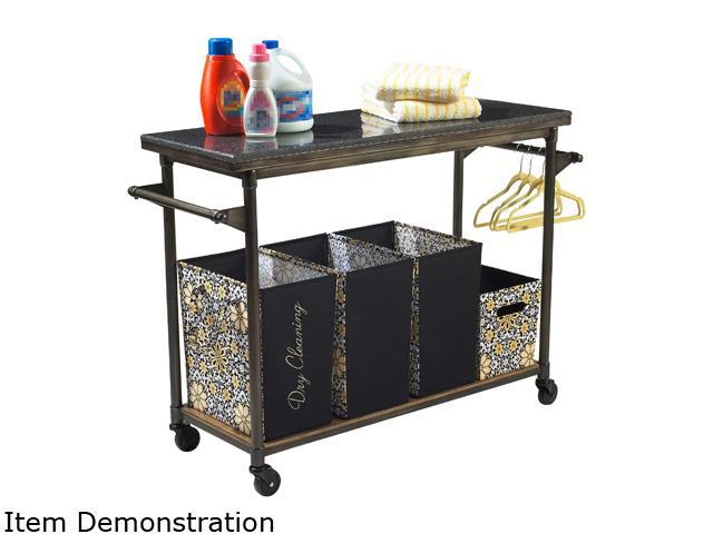 Hillsdale Furniture 4538 860 Thornhill Large Kitchen Cart