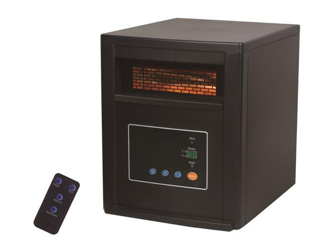 LifeSmart LS1500-4 1500 Watt Infrared Quartz Heater