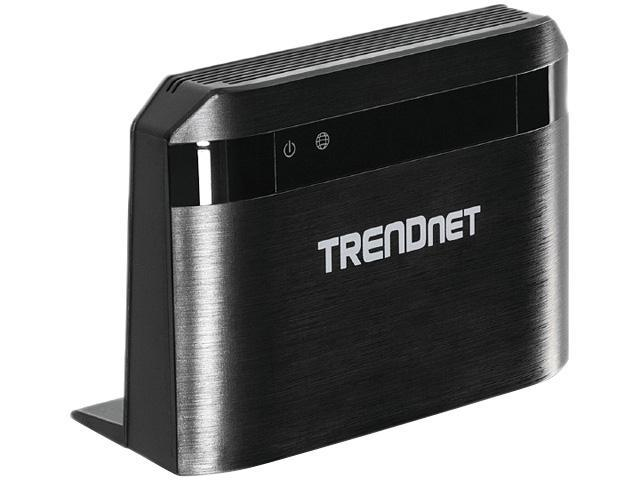 TRENDnet N300 Wireless Router 300 Mbps (TEW-732BR), Open-WRT support