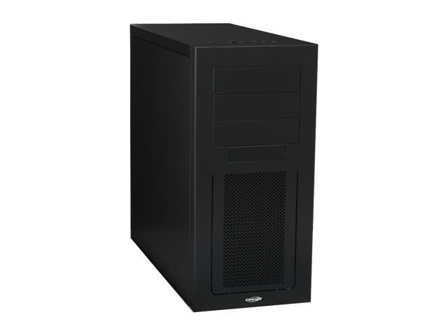 LIAN LI Lancool PC-K7B Black Aluminum/ SECC ATX Mid Tower Computer Case