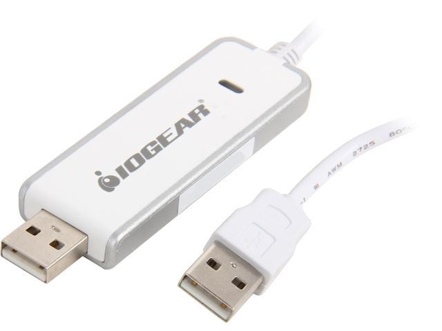 IOGEAR GUN262WE 6 ft. Smartlink USB Data Transfer Cable M-M