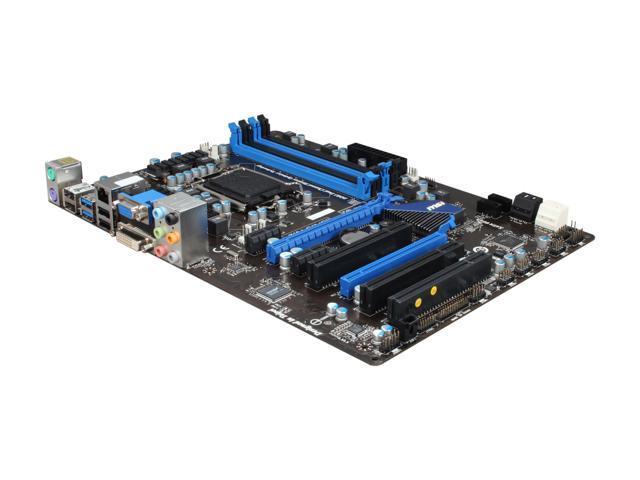 MSI Z68A-G43 (G3) LGA 1155 Intel Z68 SATA 6Gb/s USB 3.0 ATX Intel Motherboard