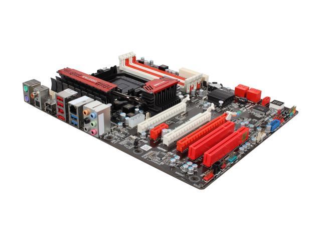 BIOSTAR TA990FXE AM3+ AMD 990FX SATA 6Gb/s USB 3.0 ATX AMD Motherboard with UEFI BIOS