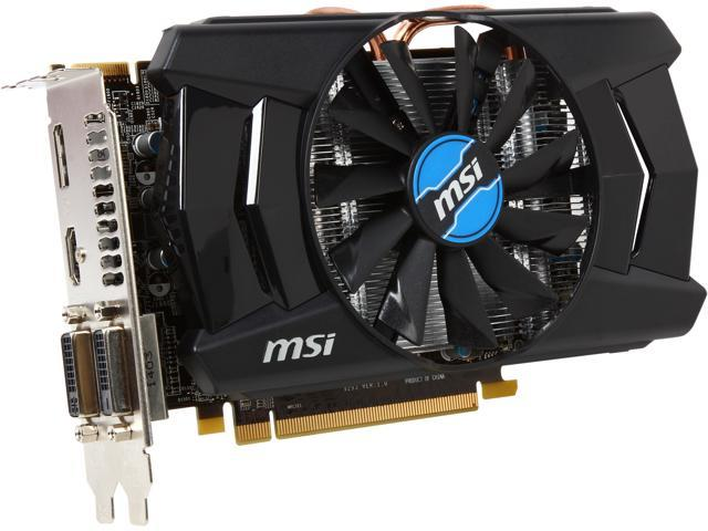 MSI R7 260X 2GD5 OC Radeon R7 260X 2GB 128-Bit GDDR5 PCI Express 3.0 HDCP Ready CrossFireX Support Video Card