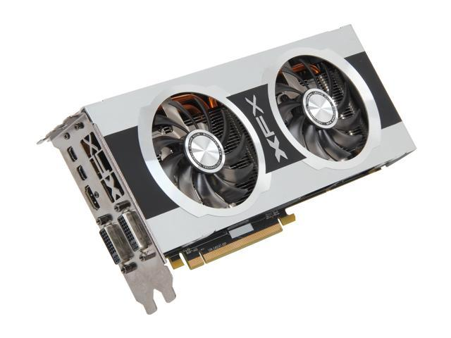 XFX Double D FX-787A-CDFC Radeon HD 7870 GHz Edition 2GB 256-bit GDDR5 PCI Express 3.0 x16 HDCP Ready CrossFireX Support Video Card