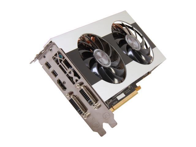 XFX Double D FX-785A-ZDF4 Radeon HD 7850 1GB 256-bit GDDR5 PCI Express 3.0 x16 HDCP Ready CrossFireX Support Video Card